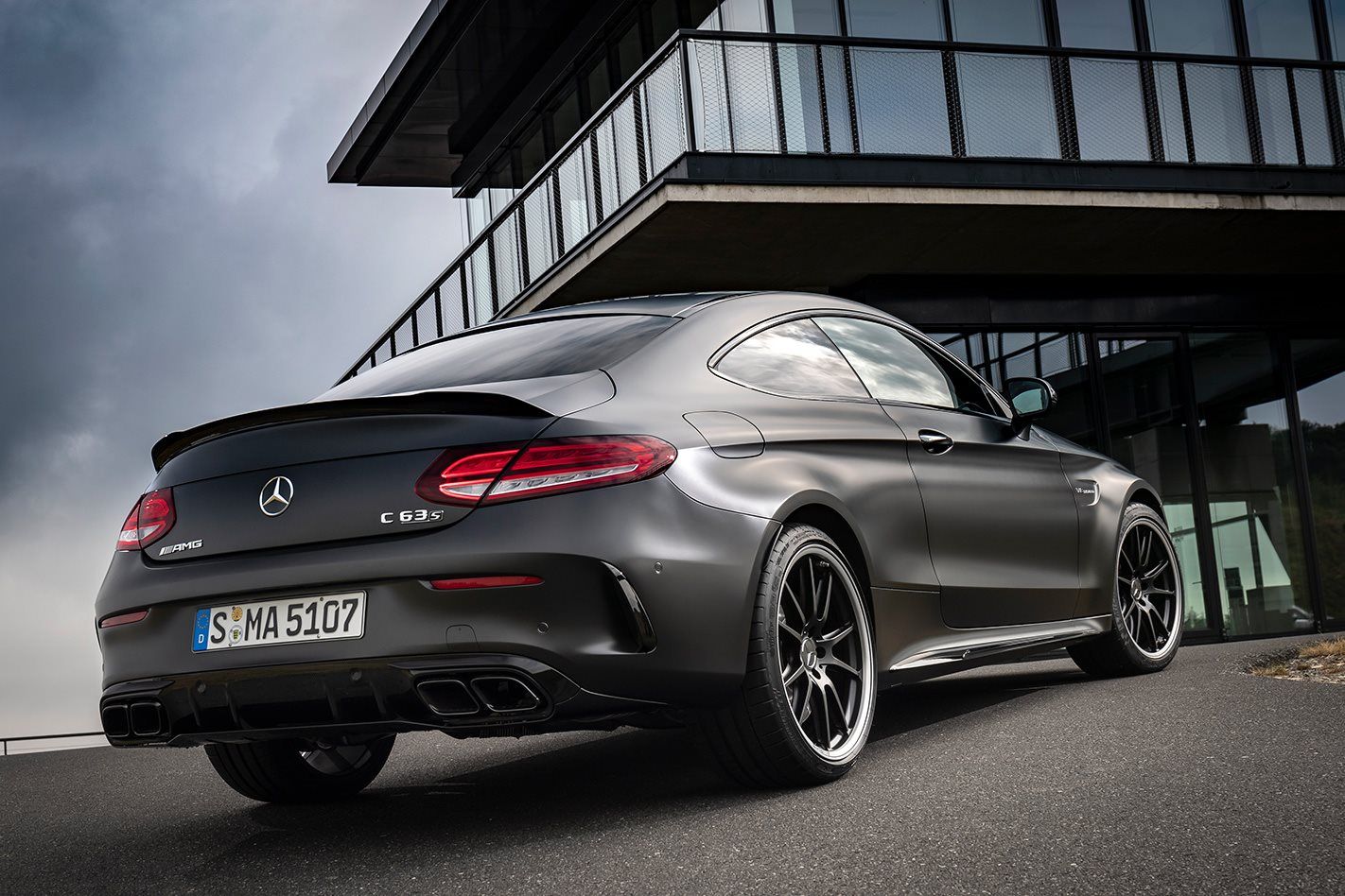 2019 Mercedes Amg C63 S Coupe Review