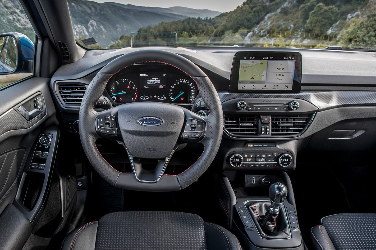 ford focus s 0-100