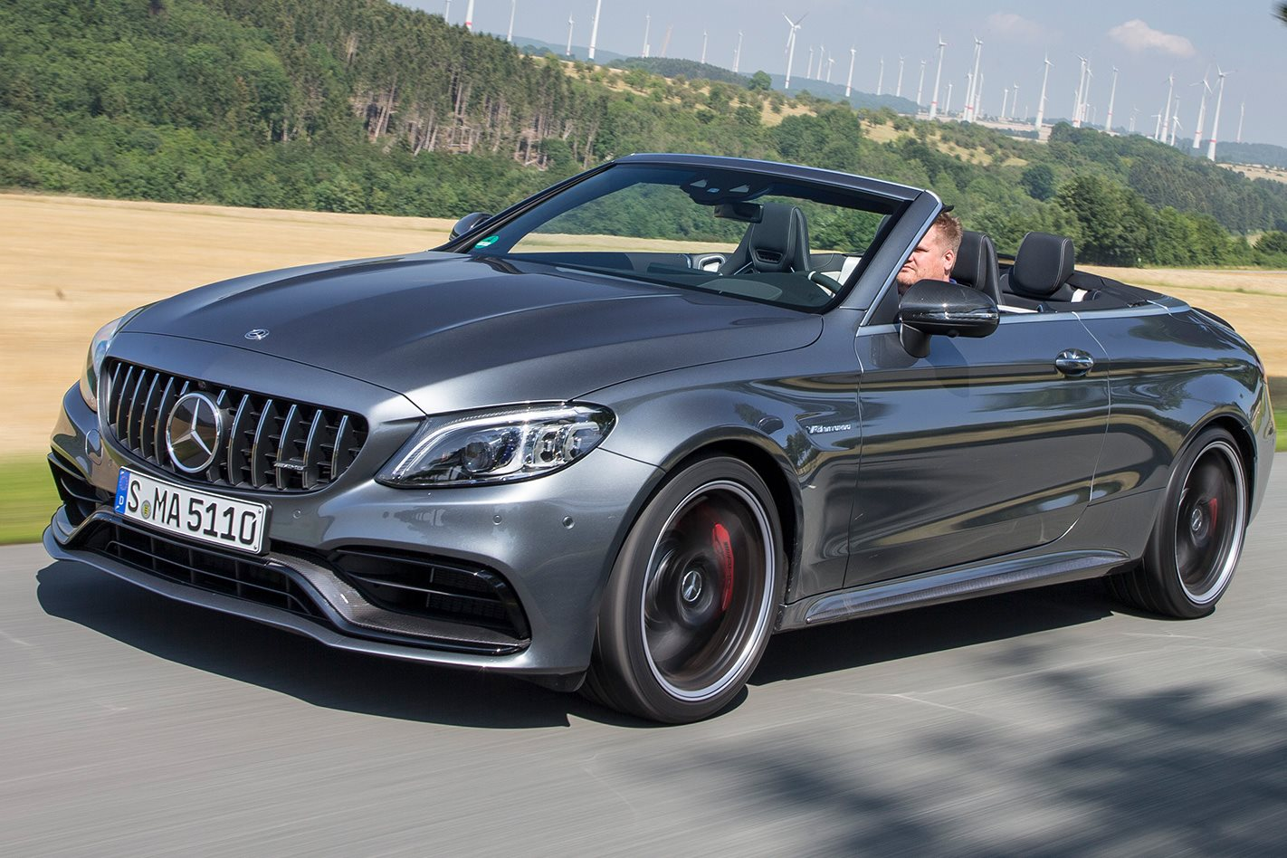 2019 Mercedes-AMG C63 S Cabriolet review