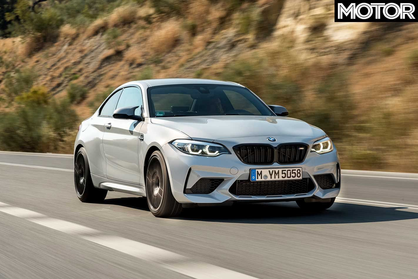 2018 Bmw M2 Competition Performance Review