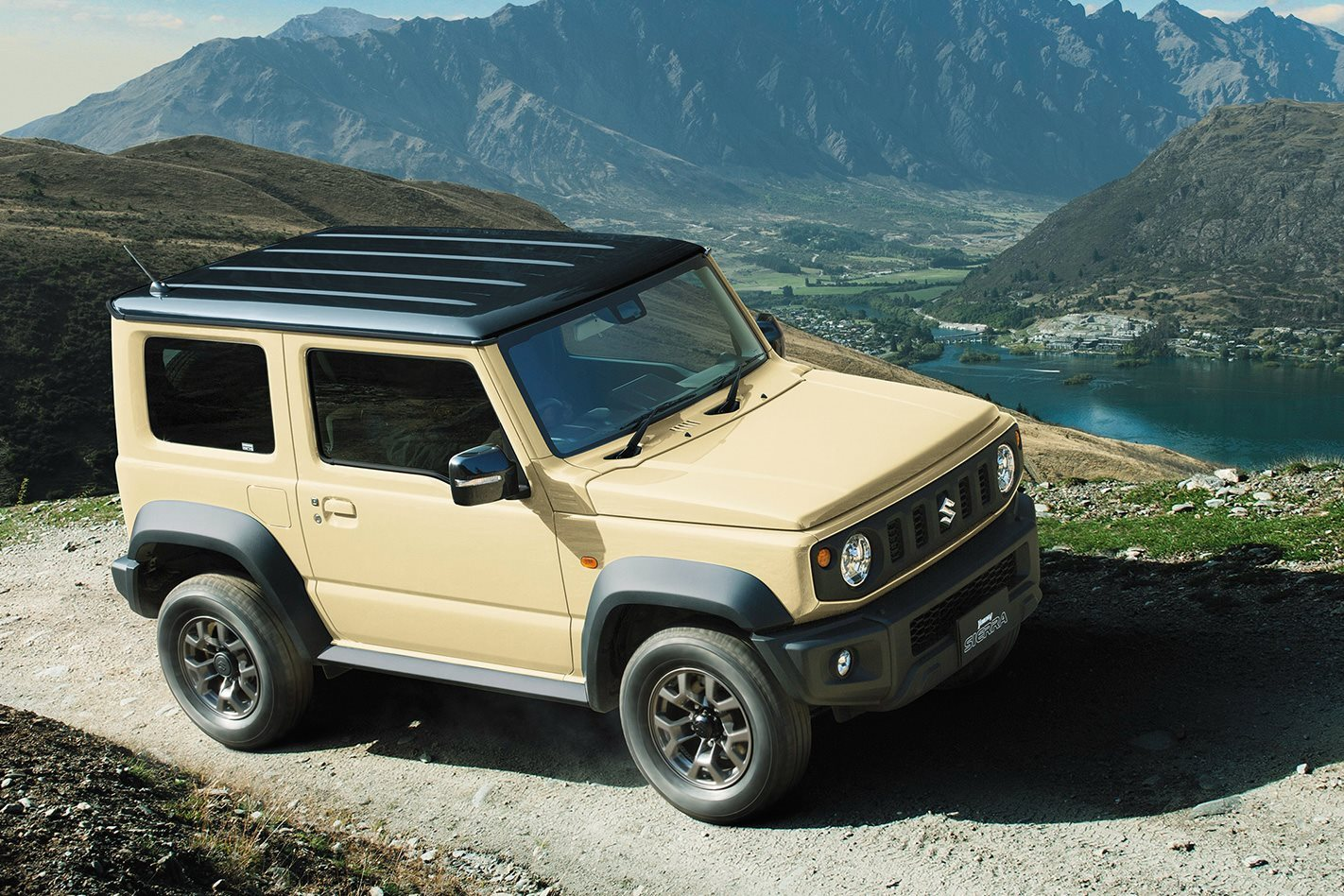 2019 suzuki jimny to be sub 30k high spec off roader. Black Bedroom Furniture Sets. Home Design Ideas