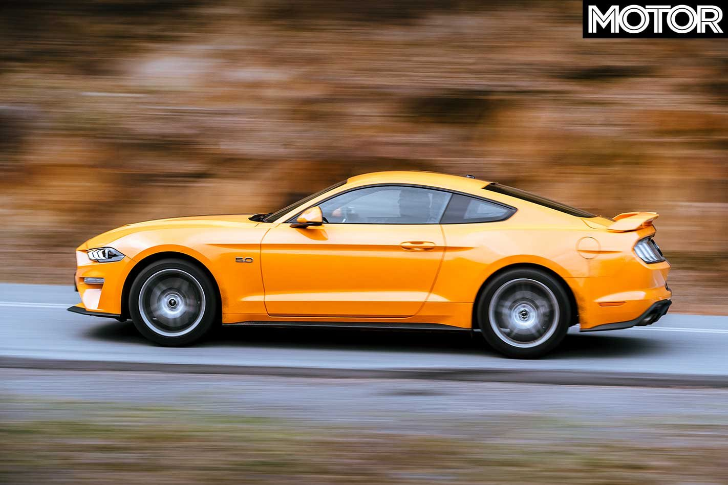 Whether ford listened to media and customer feedback or it simply knew of previous mustangs shortcomings internally the 2018 version successfully