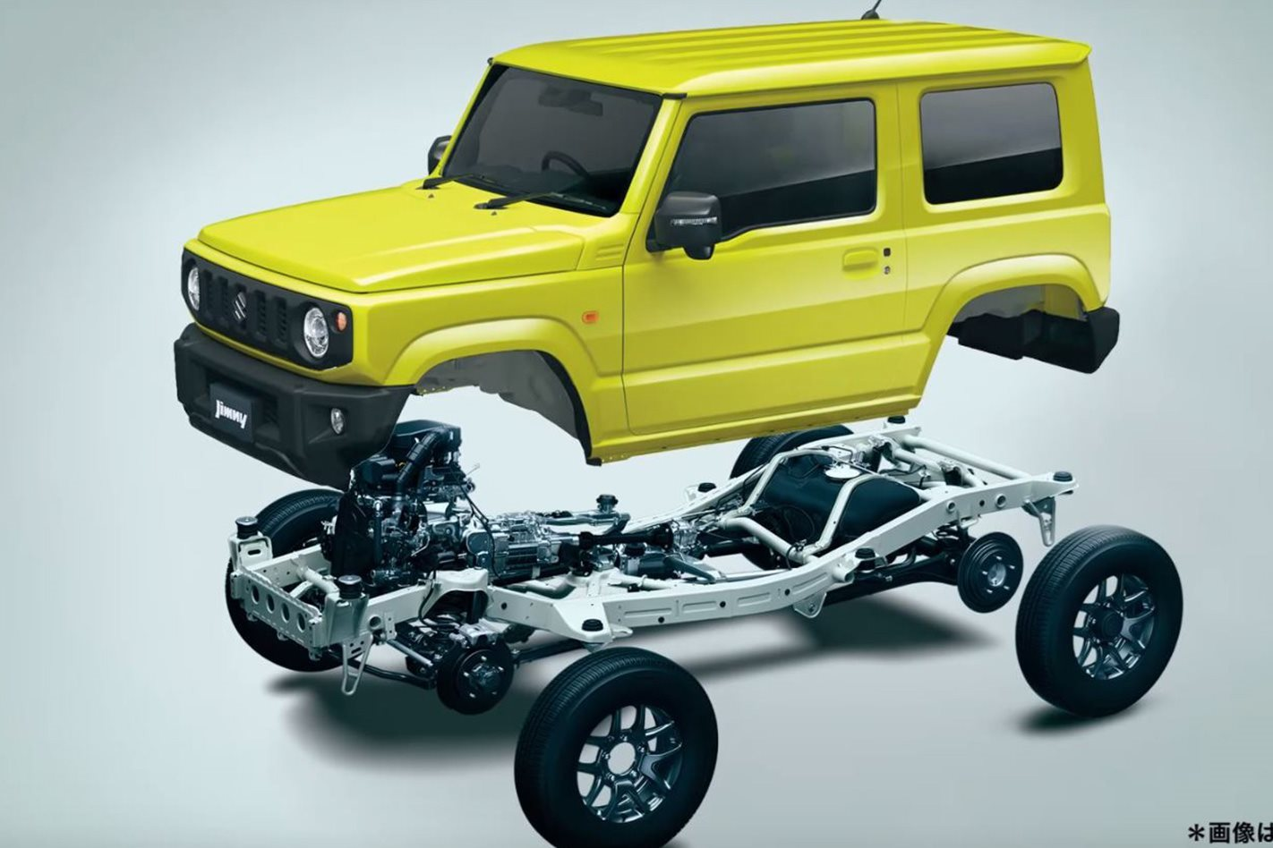 Cars 30k >> 2019 Suzuki Jimny to be sub-$30k, high-spec off-roader
