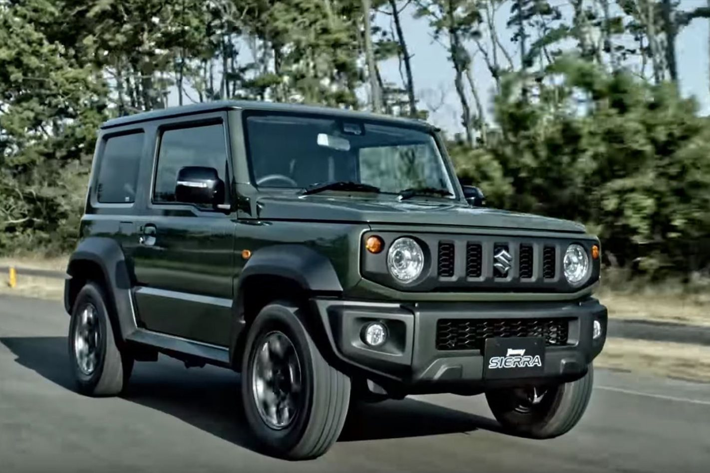 2019 Suzuki Jimny To Be Sub 30k High Spec Off Roader