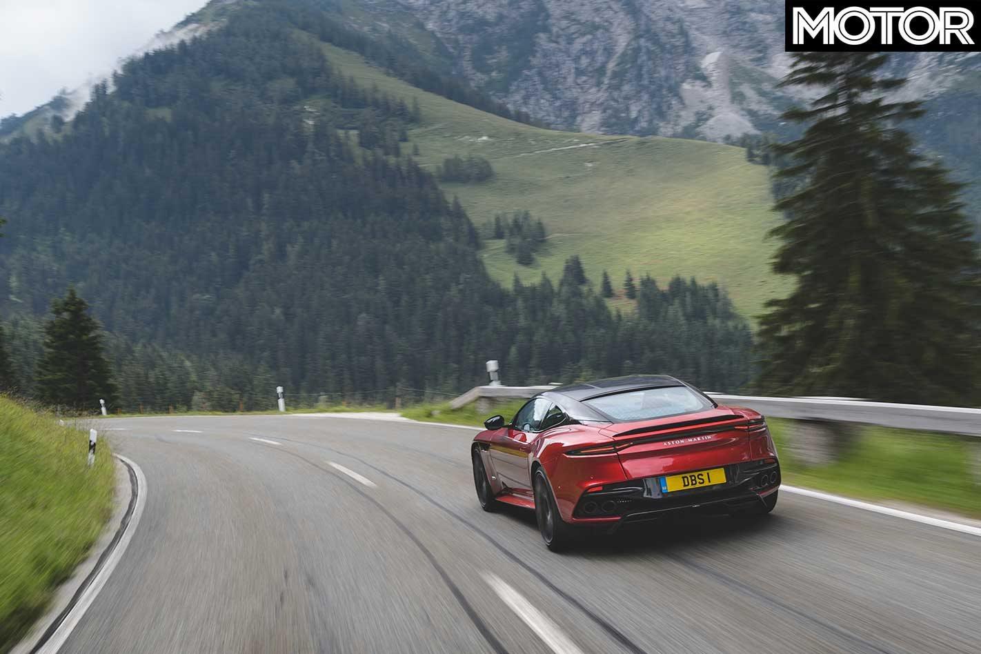 2018 Aston Martin DBS Superleggera performance review