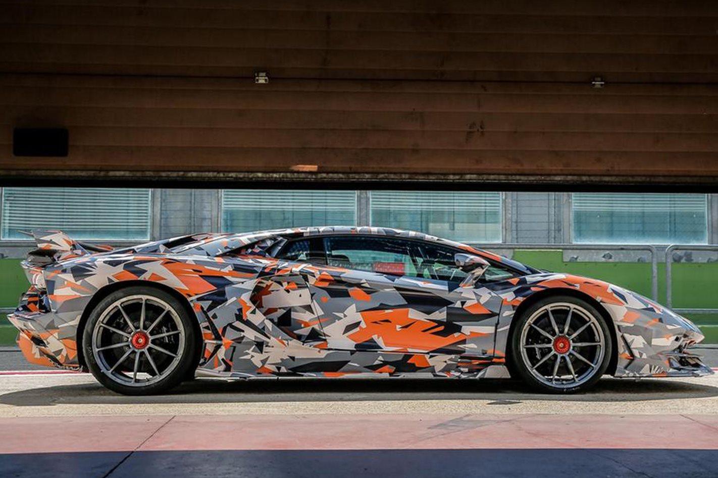 End Of An Era For Lamborghini S V12