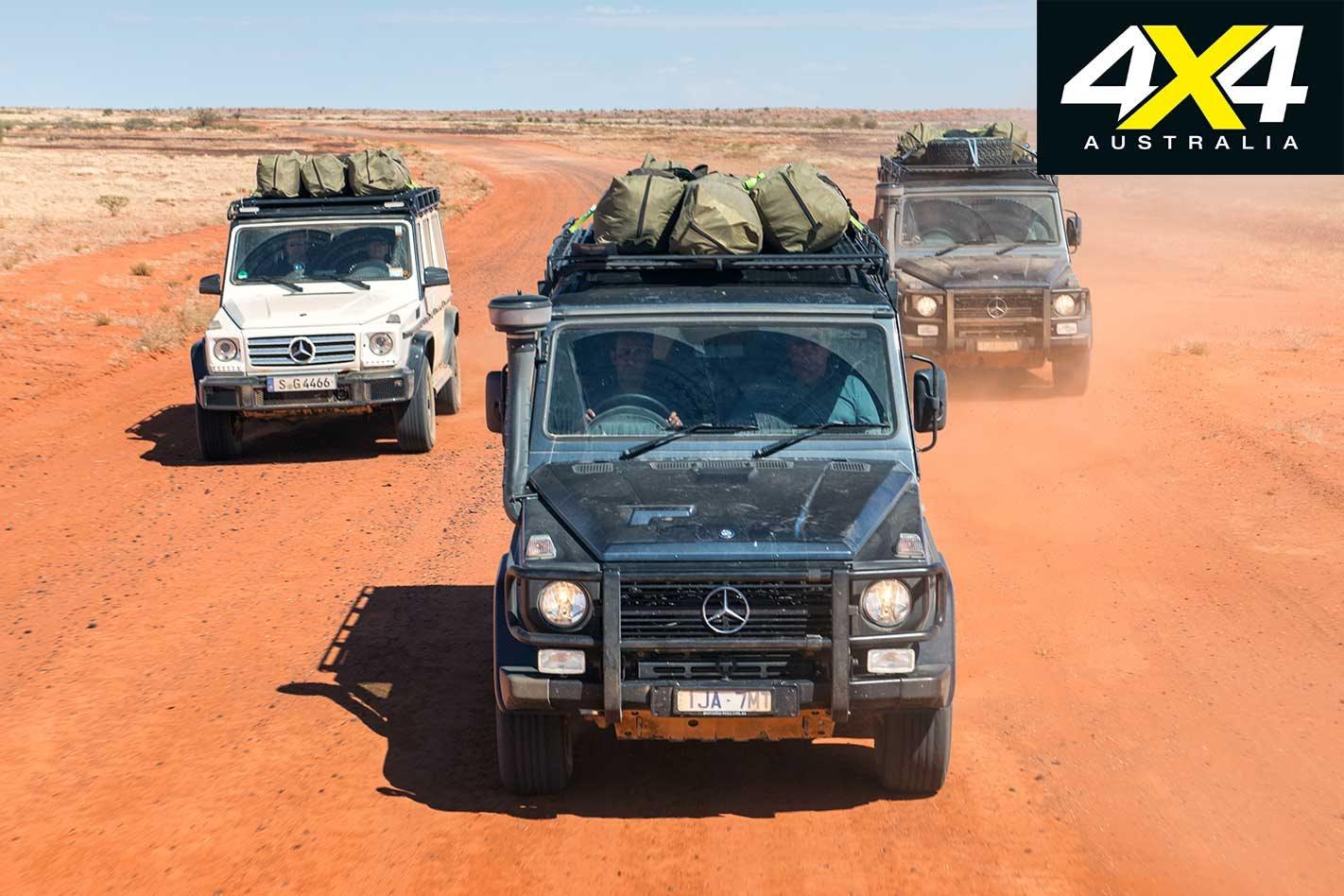 2018 Mercedes-Benz G 300CDI Professional 4x4 range review