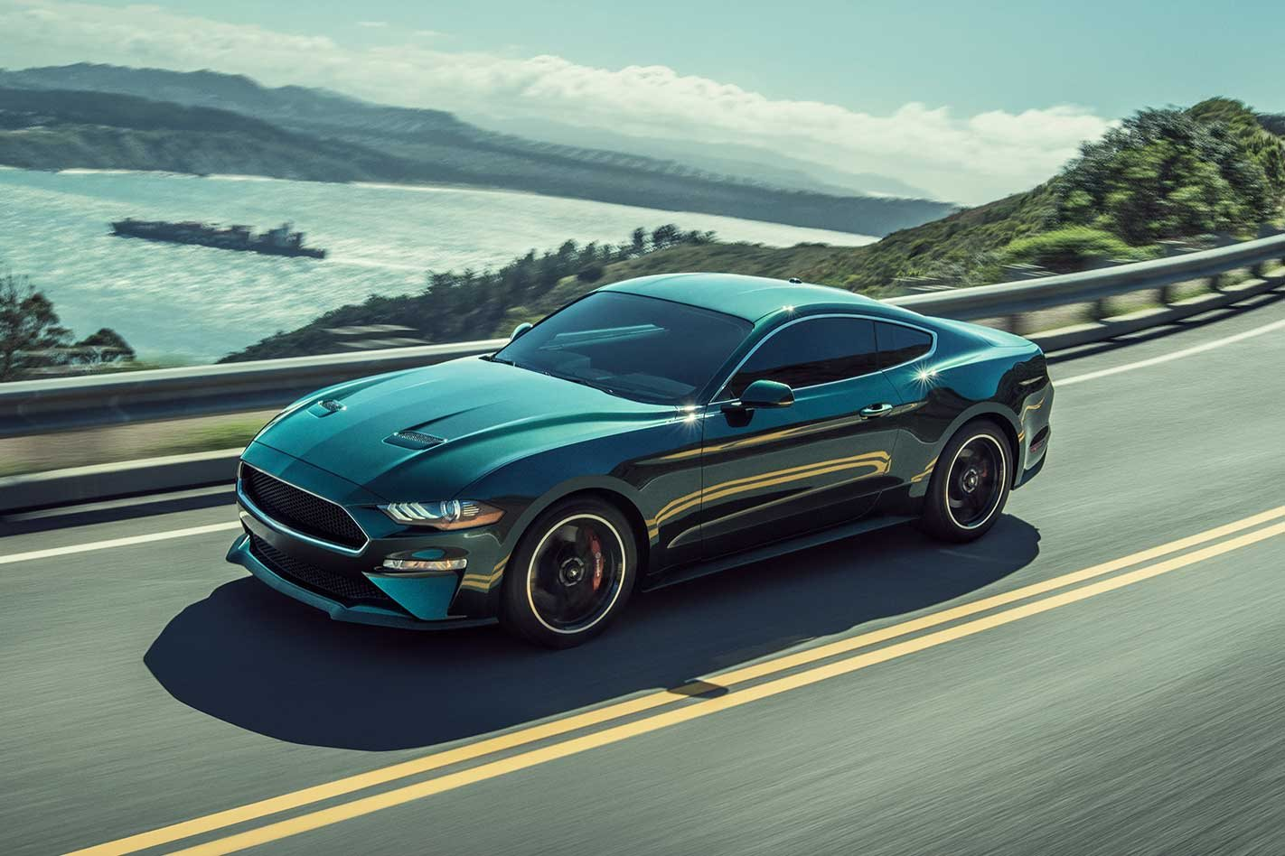 2019 ford mustang bullitt performance review