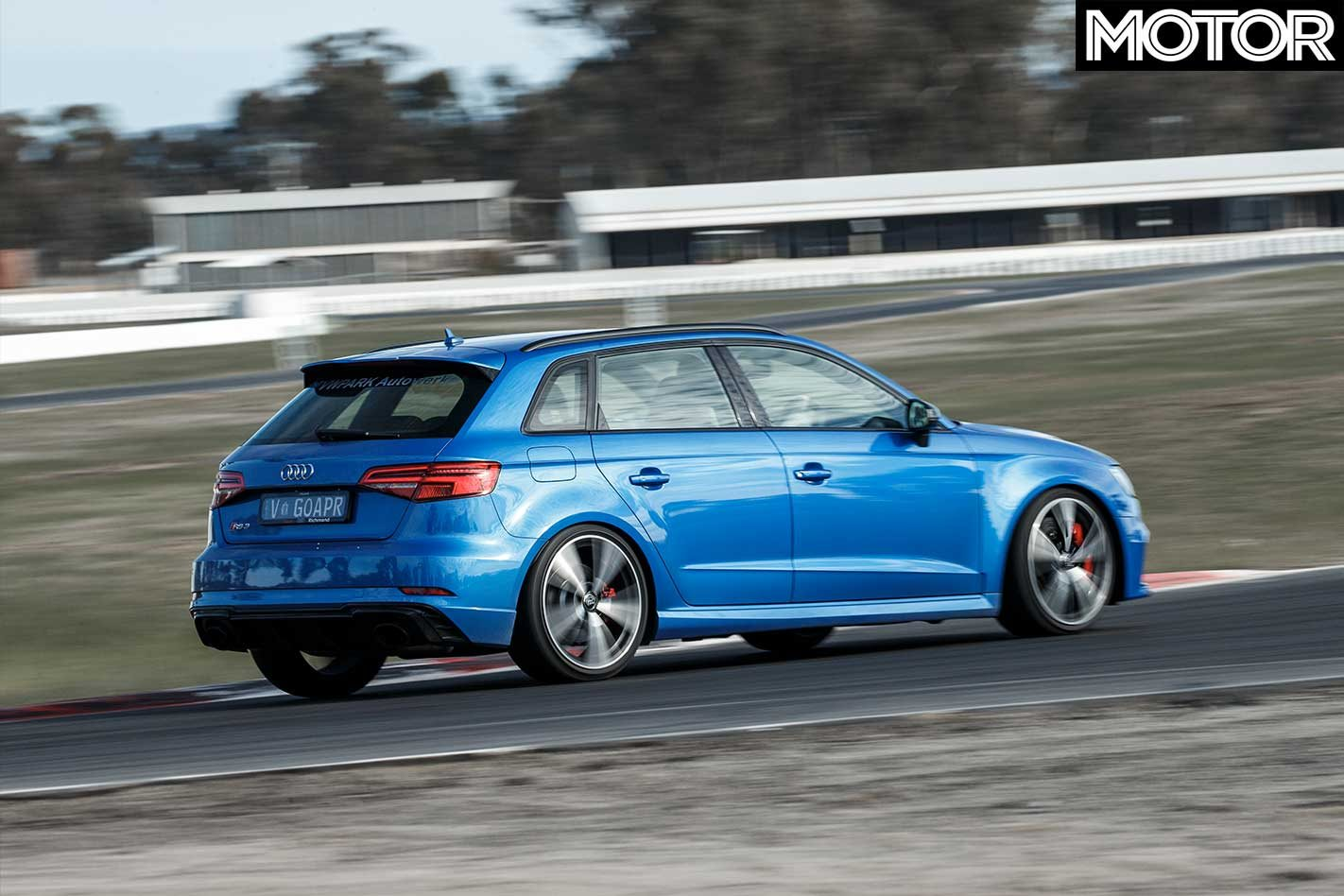 APR Stage 1 tuned 2018 Audi RS3 review
