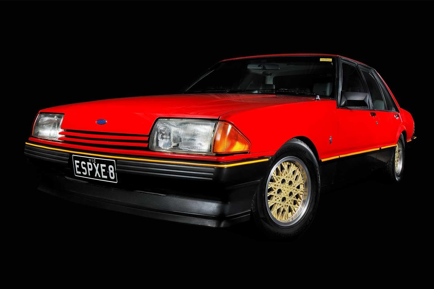 1982 ford falcon xe esp legend series