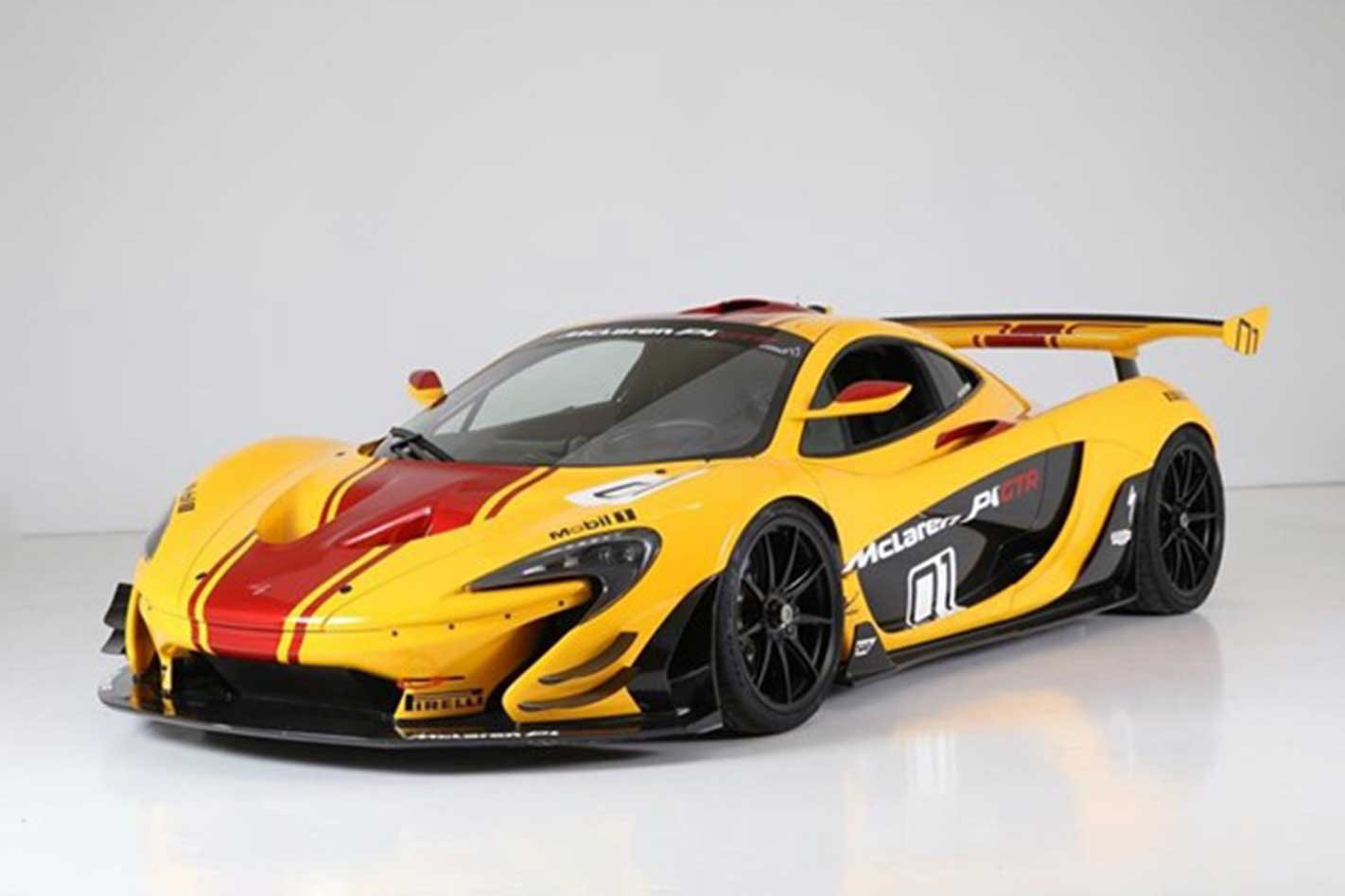 2016 mclaren p1 gtr 01 for sale. Black Bedroom Furniture Sets. Home Design Ideas
