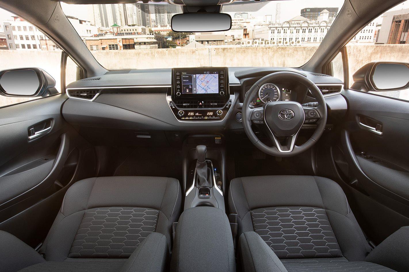 2019 Toyota Corolla Review