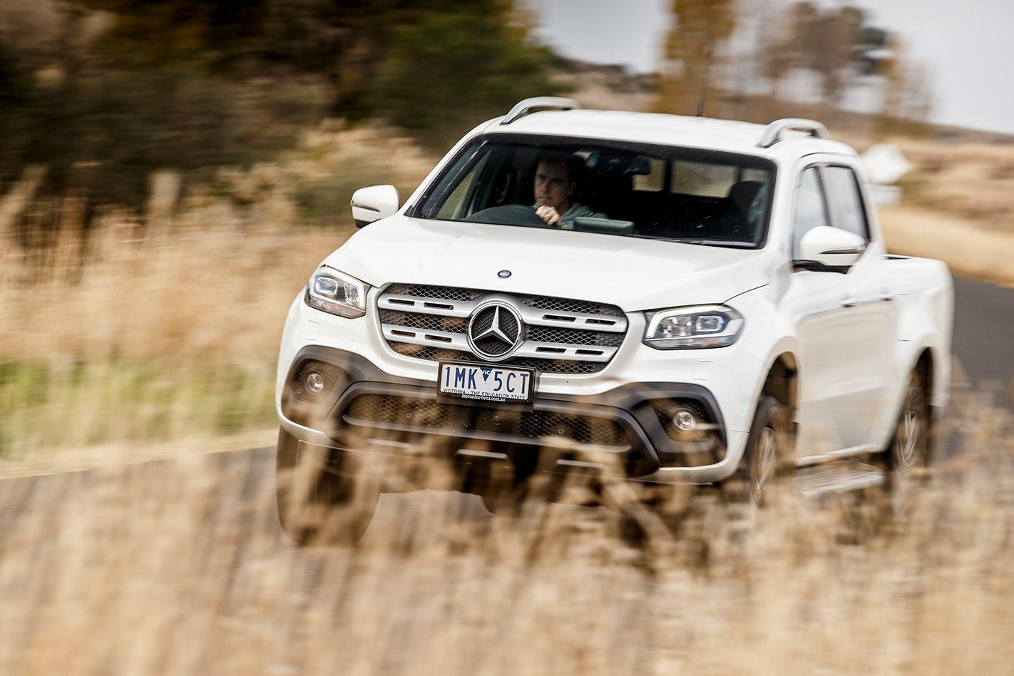 2018 mercedes benz x250d review wheels ute megatest 3rd for Mercedes benz of tucson