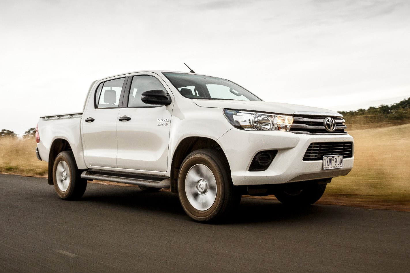 2018 Toyota Hilux Sr Review Wheel Ute Megatest 7th