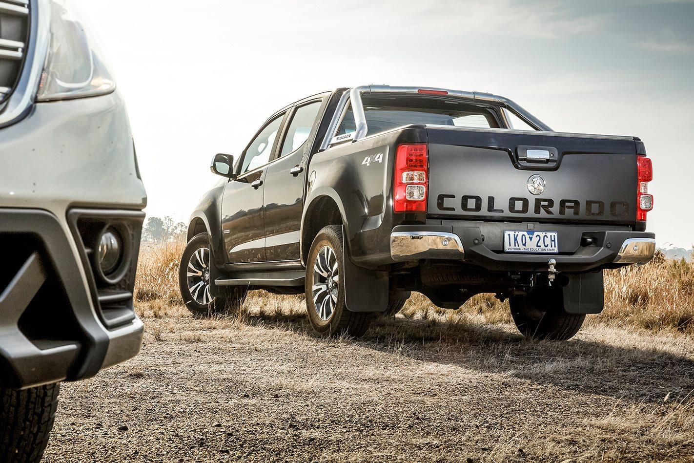 2018 Holden Colorado LTZ review: Wheels Ute Megatest 4th