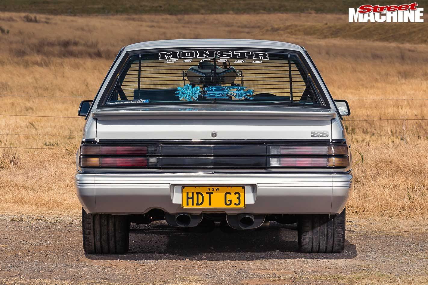 Blown LS3-powered 1985 Holden VK Commodore