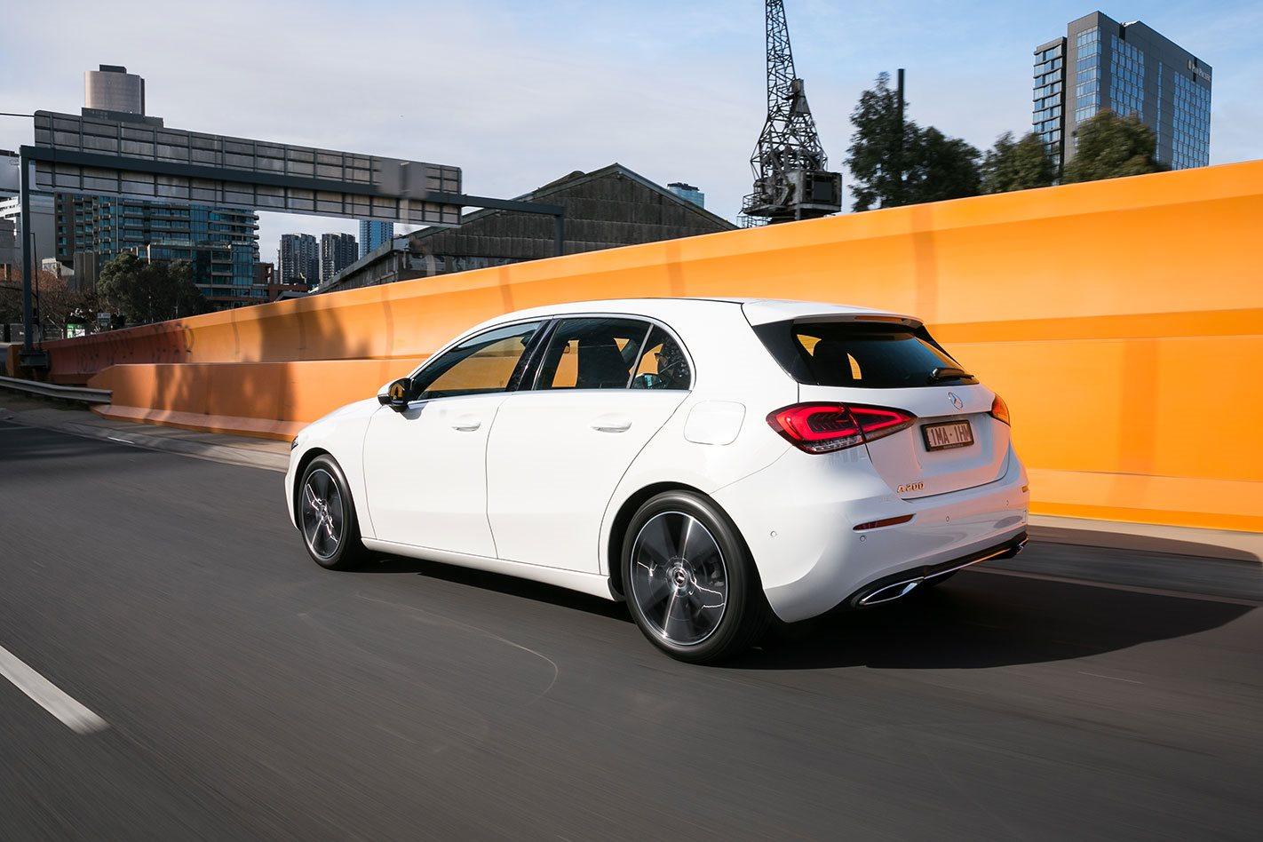 2019 Mercedes Benz A200 Review