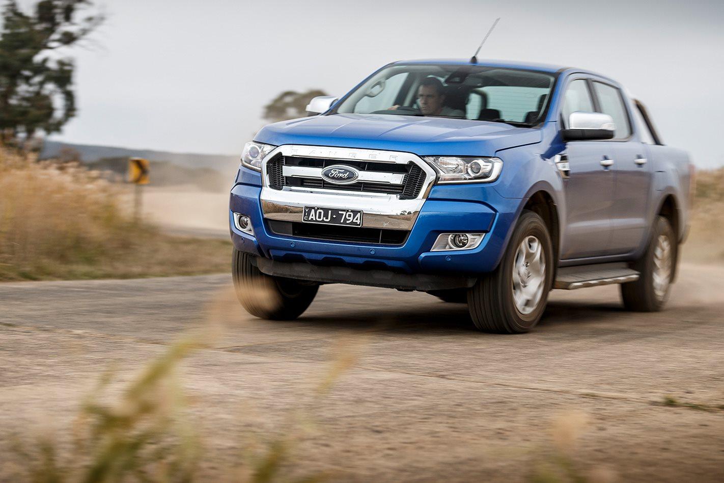2018 Ford Ranger Xlt Review Wheels Ute Megatest 2nd