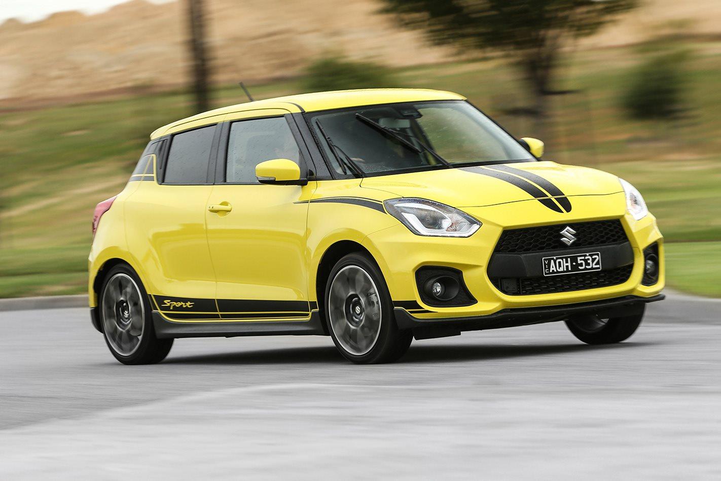 2018 Suzuki Swift Sport long-term review, part three