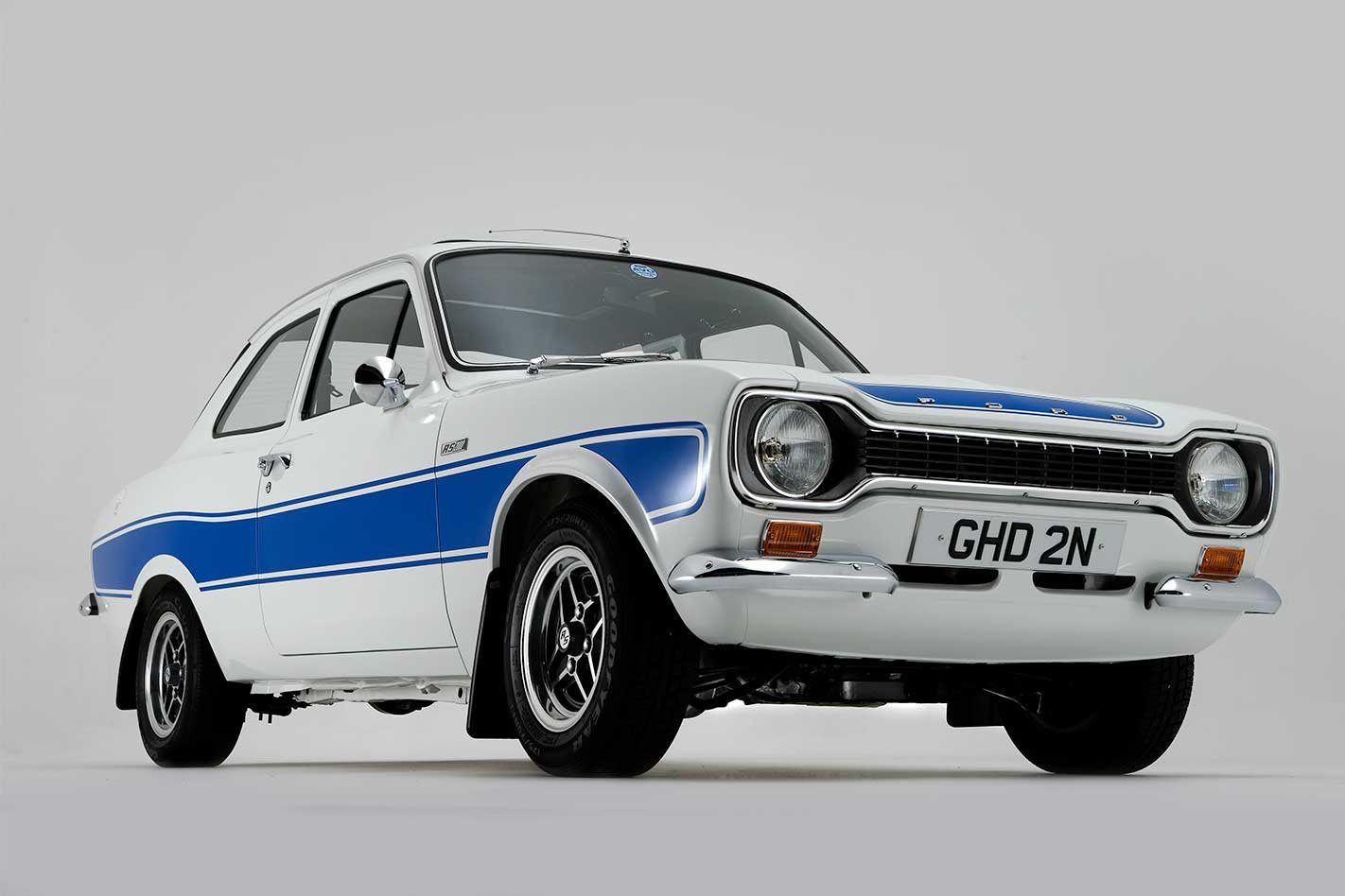 1974 ford escort mk1 rs2000 legend series