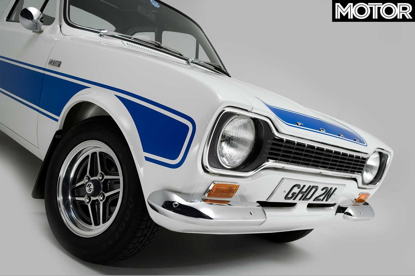 Ford escort rs 2000 top gear