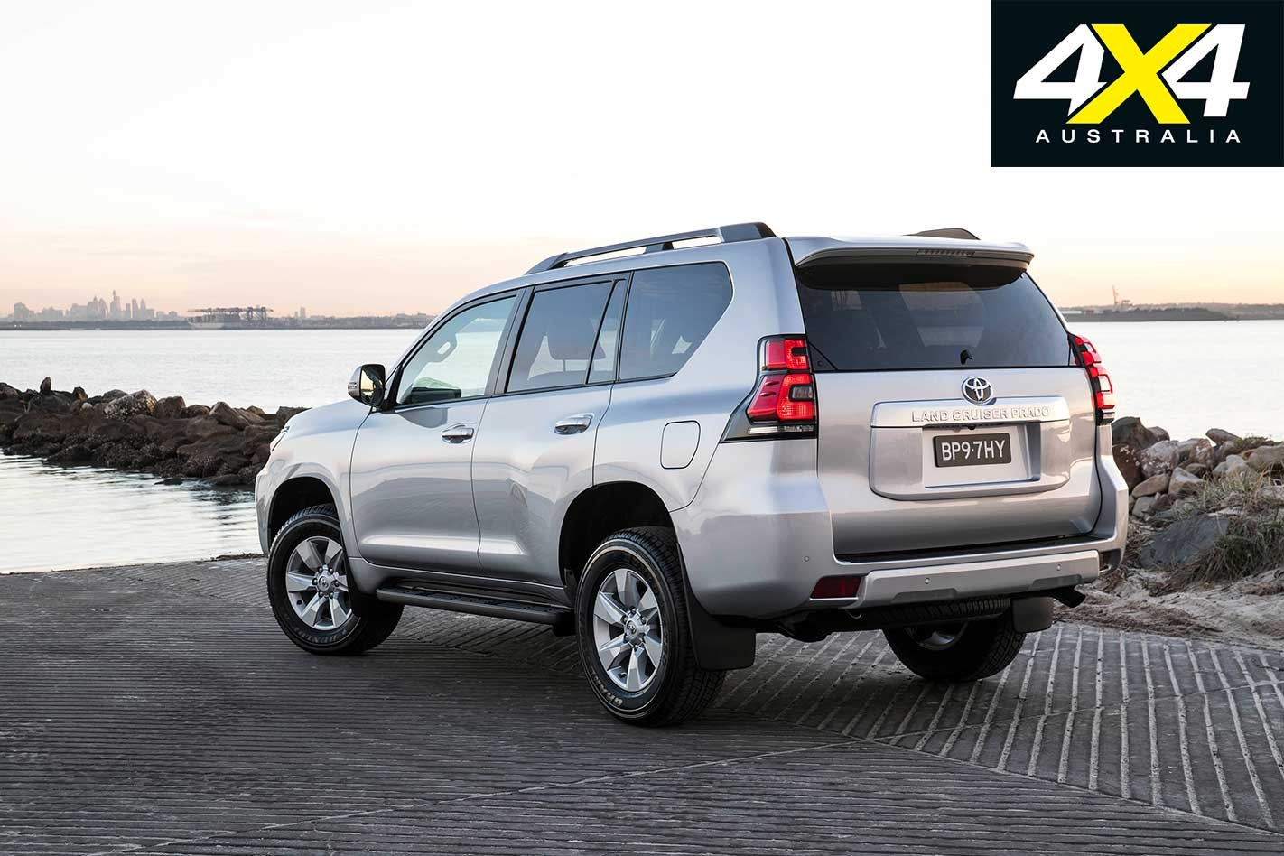 Toyota Prado range gains new options and DPF switch