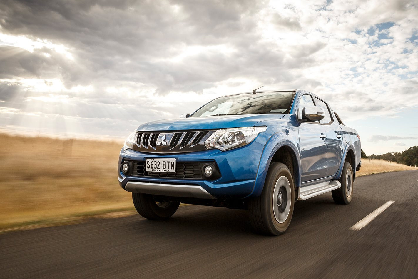 Mitsubishi triton exceed review