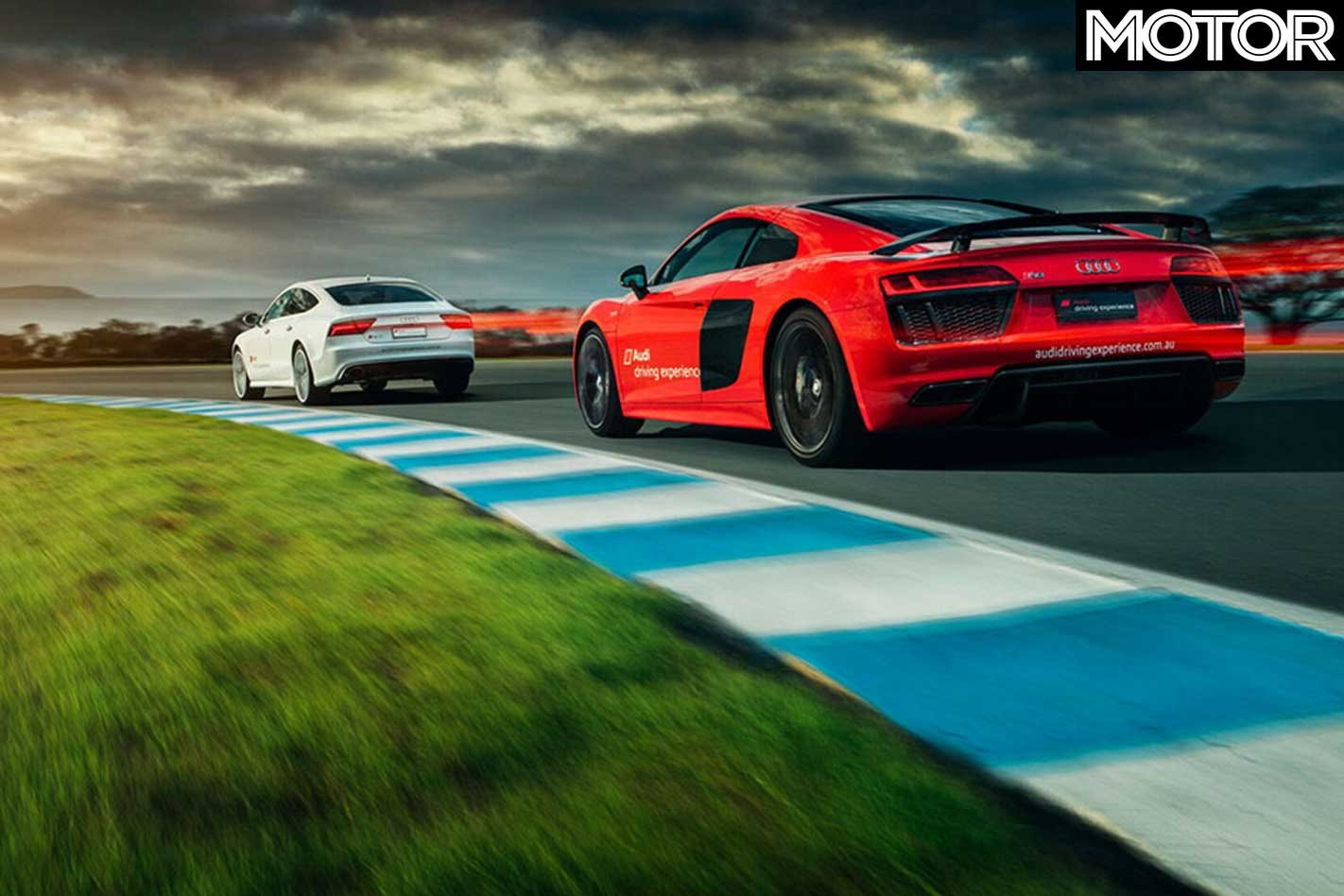 Audi Sport Driving Experience Review