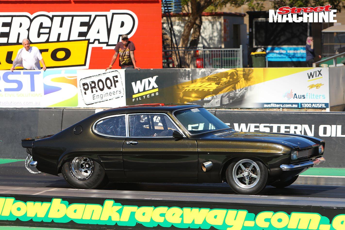 Australia's quickest 1JZ – eight-second Ford Capri