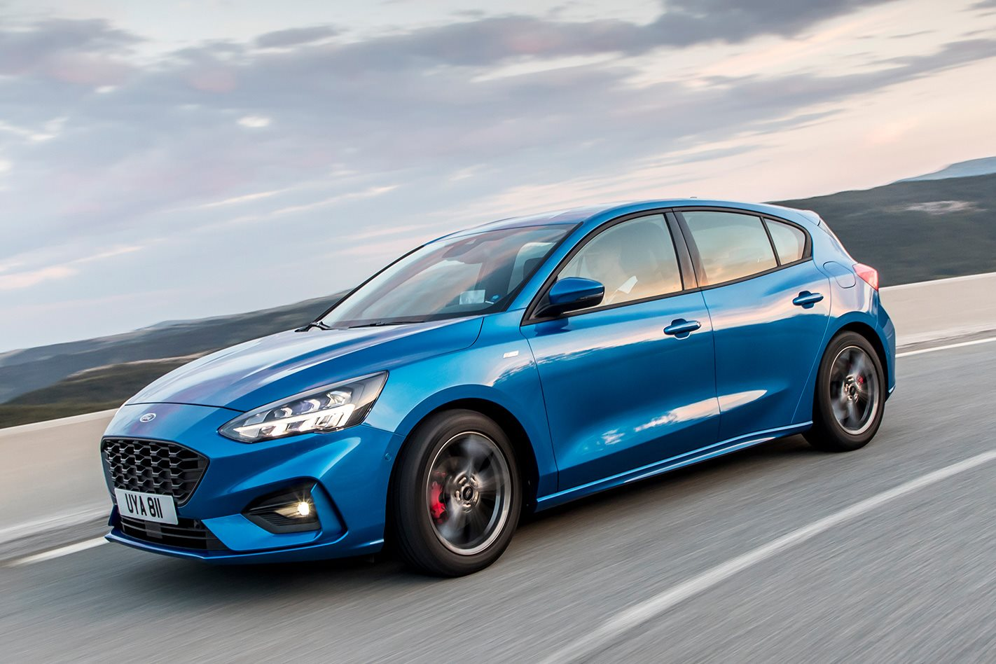 2019 ford focus st going 2 3 litre turbo manual only report