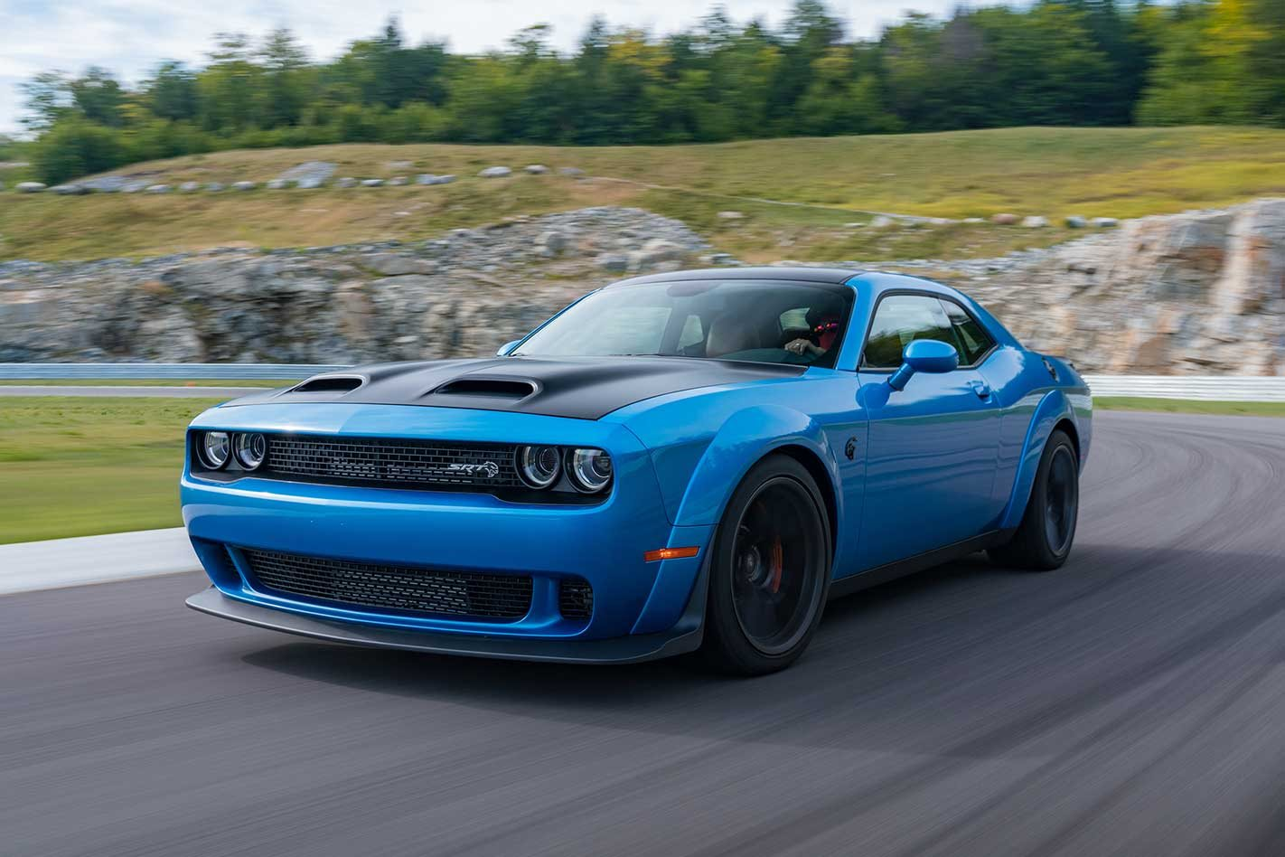 2018 Dodge Challenger Srt Hellcat Redeye Performance Review