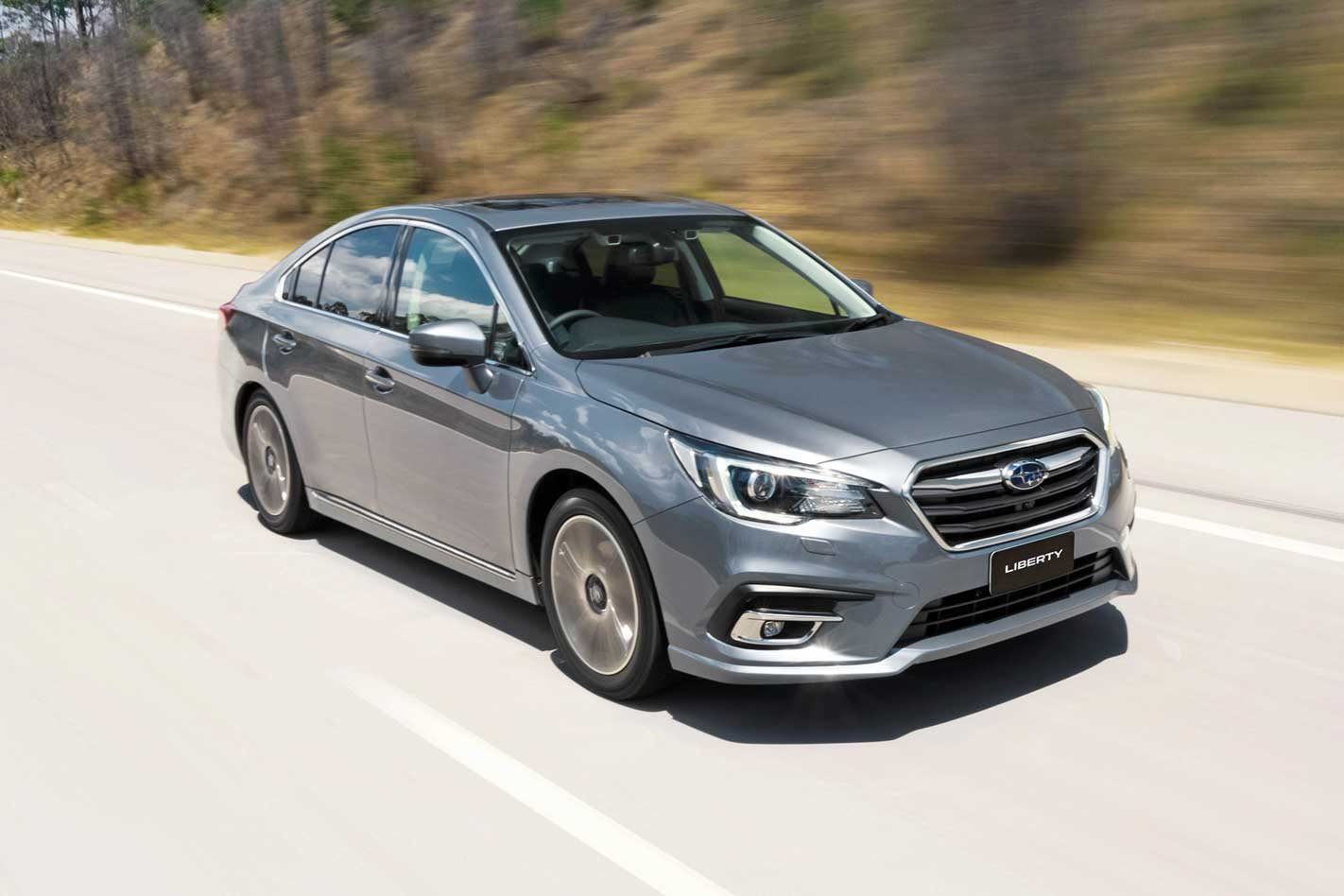 2018 Subaru Liberty 3 6r Quick Performance Review