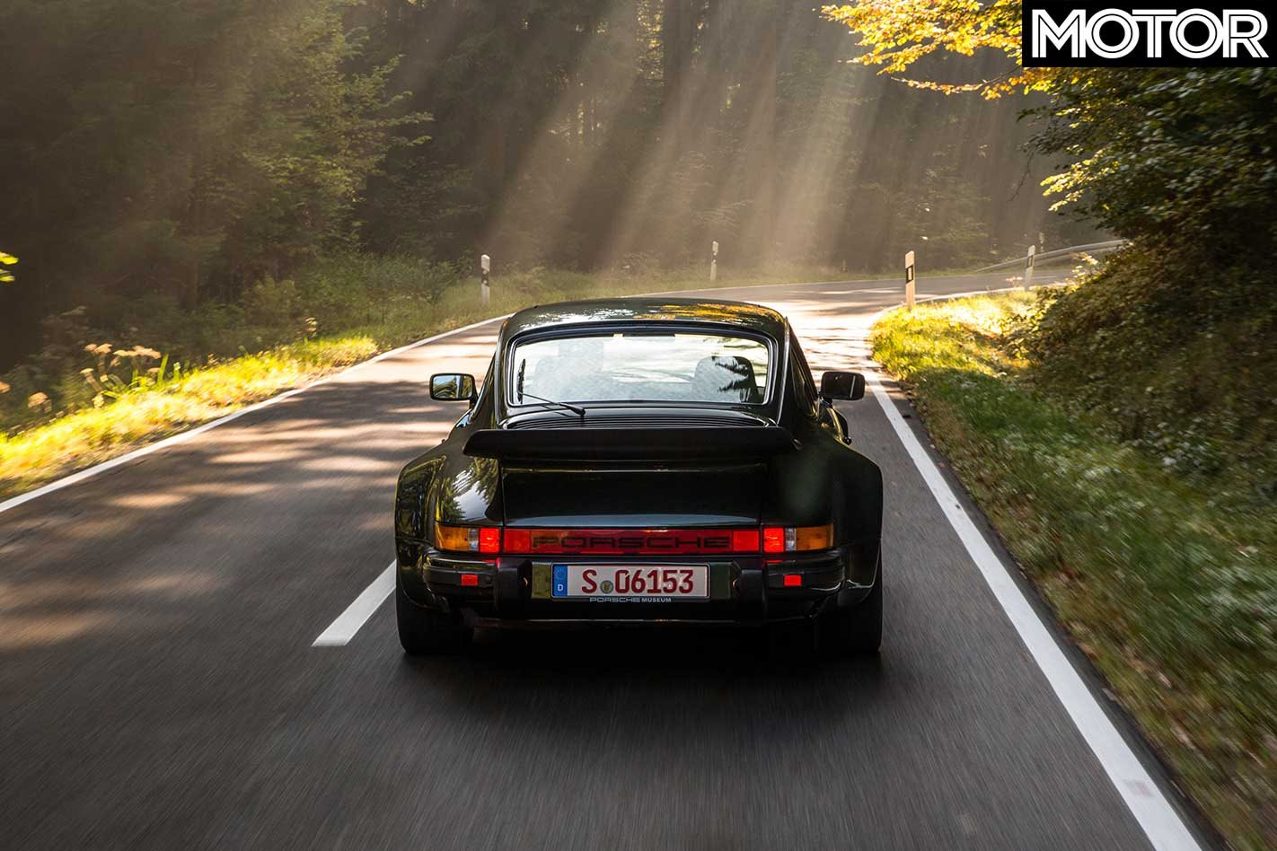 1975 Porsche 911 930 Turbo The Five Greatest 911s