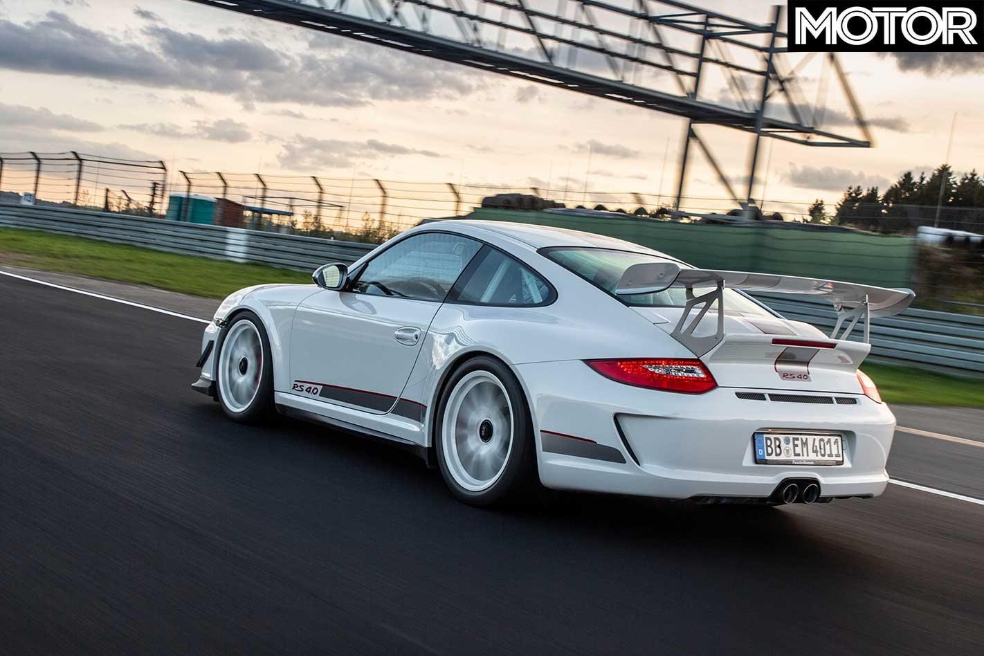 2011 Porsche 911 997 GT3 RS 4.0 - The Five Greatest 911s