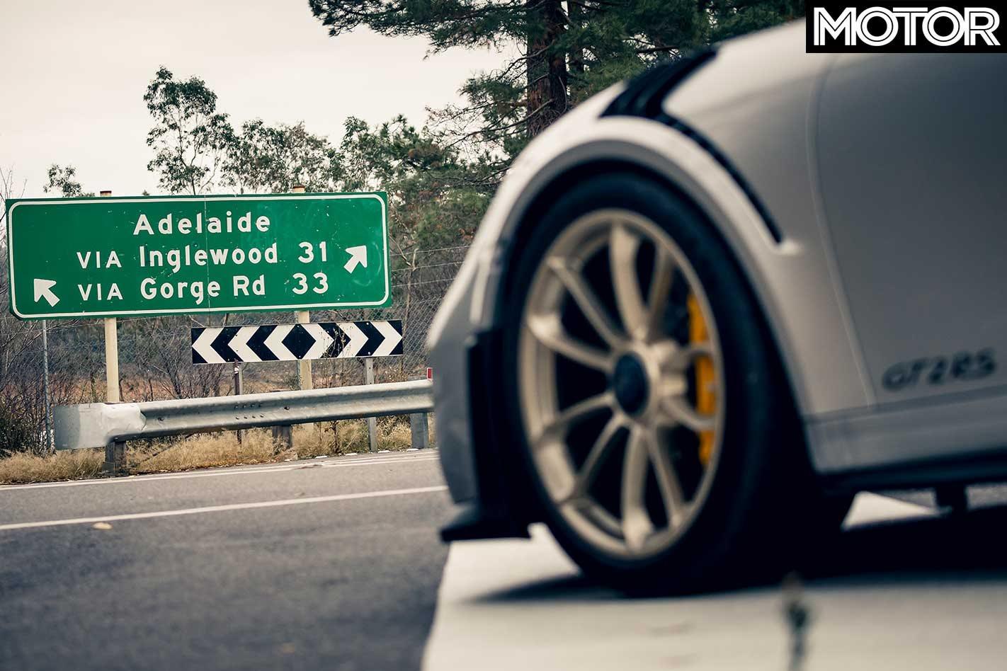 2018 Porsche 991 2 911 GT2 RS performance review
