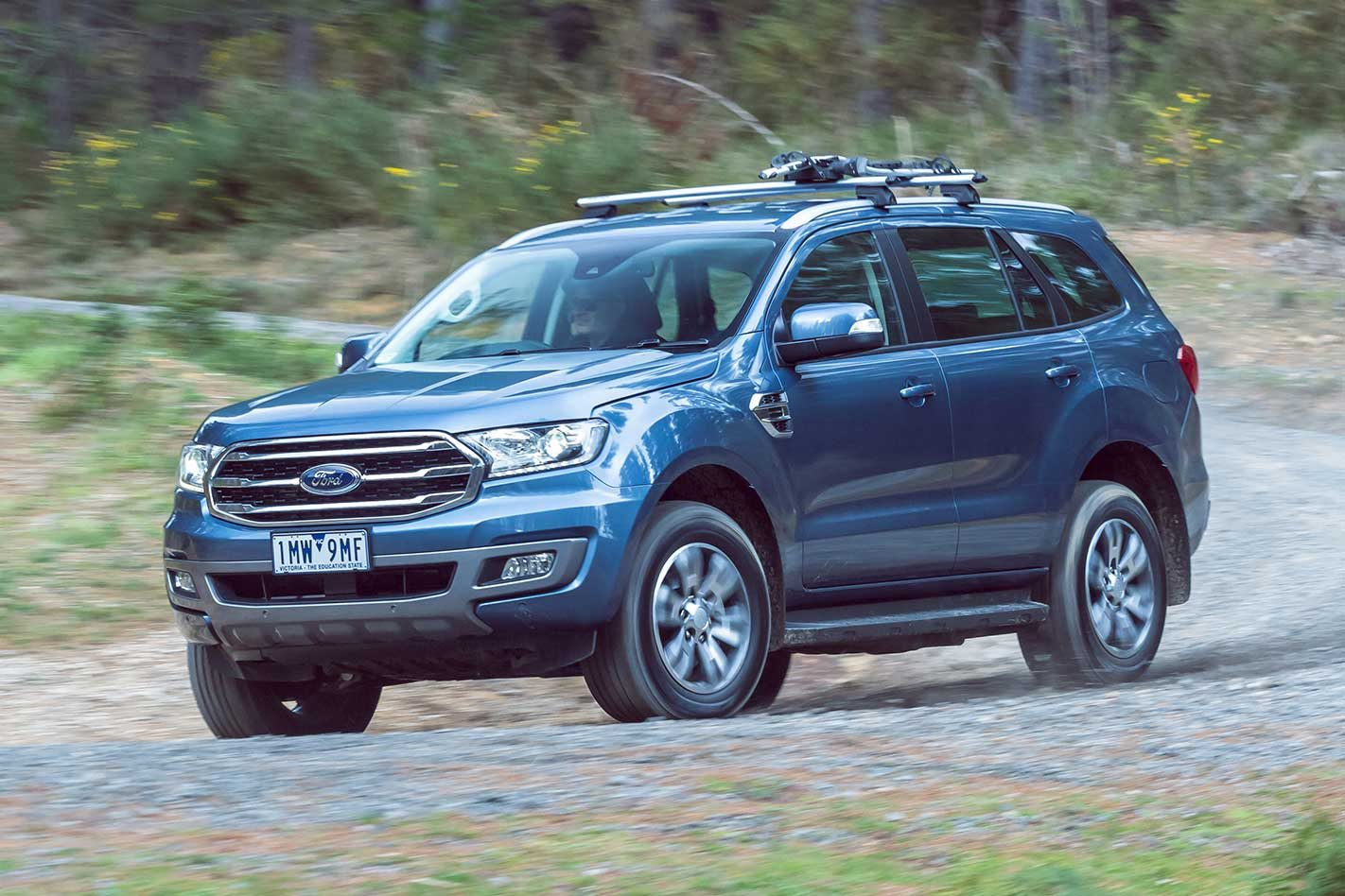 2019 ford everest 4x4 review