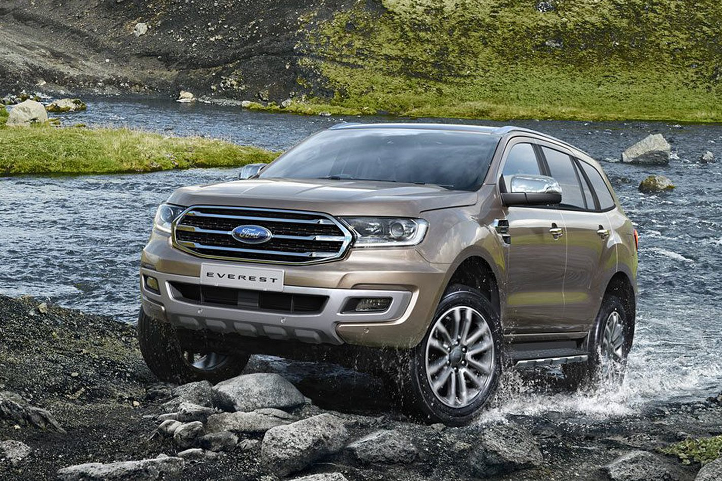 2019 Ford Everest Video Review