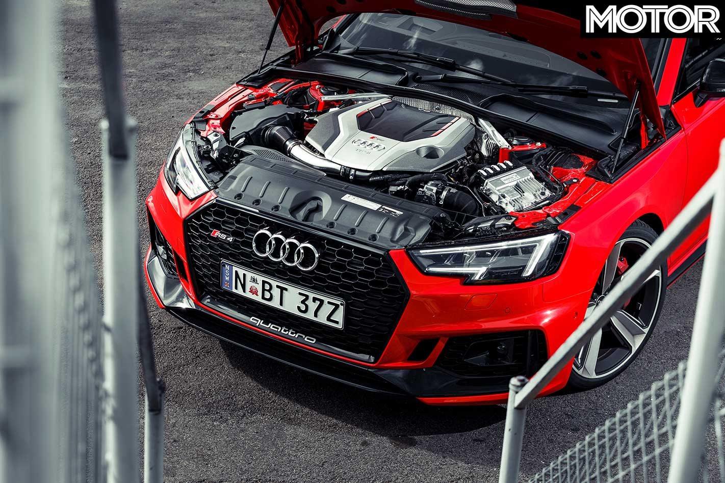 2018 Audi Rs4 Avant Performance Review