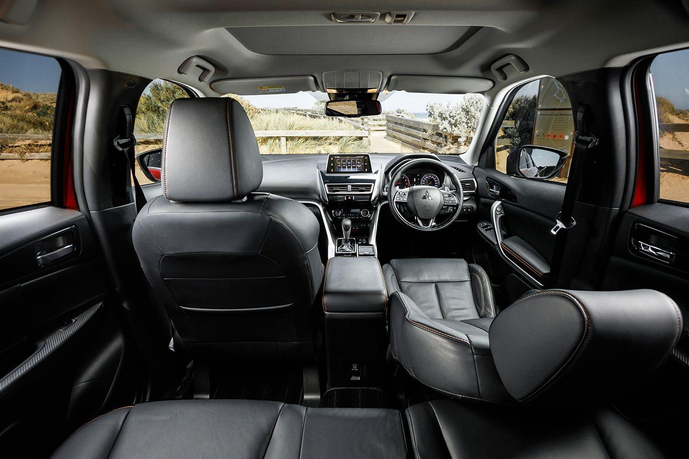 Skoda Karoq v Mitsubishi Eclipse Cross comparison review