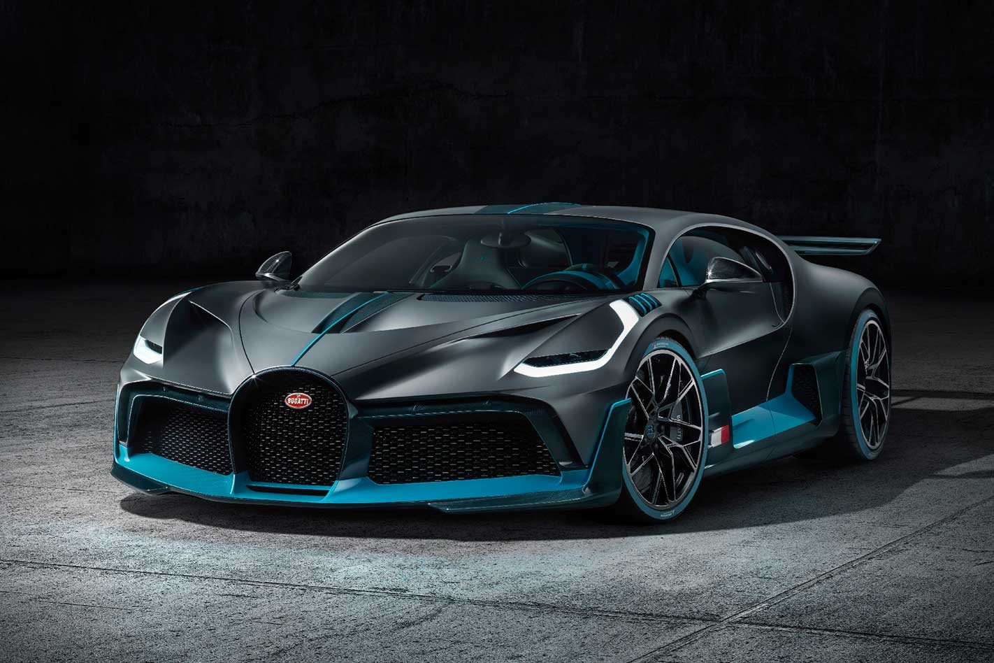 2019 Bugatti Divo unveiled at Monterey Car Week