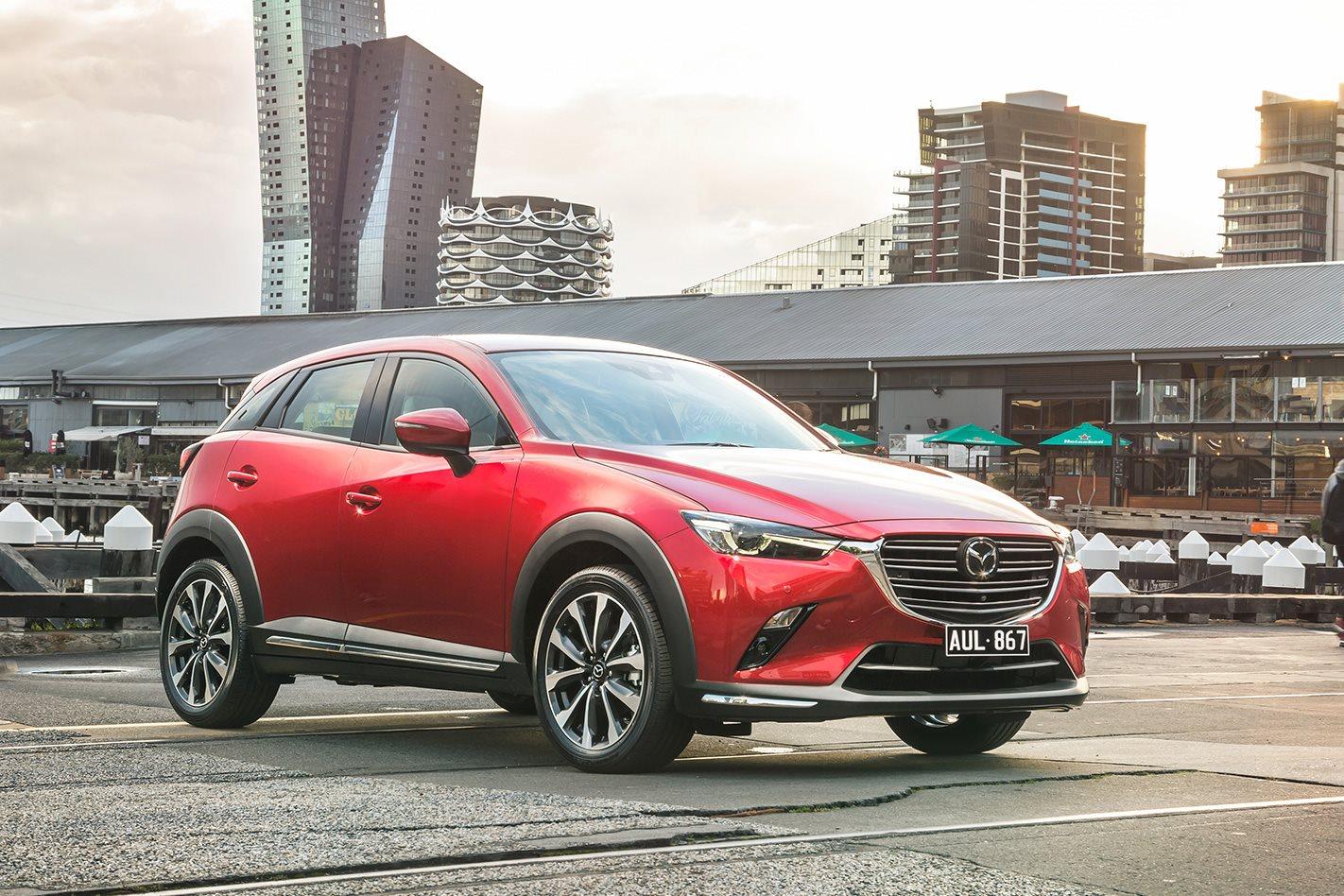 2019 Mazda CX-3 review