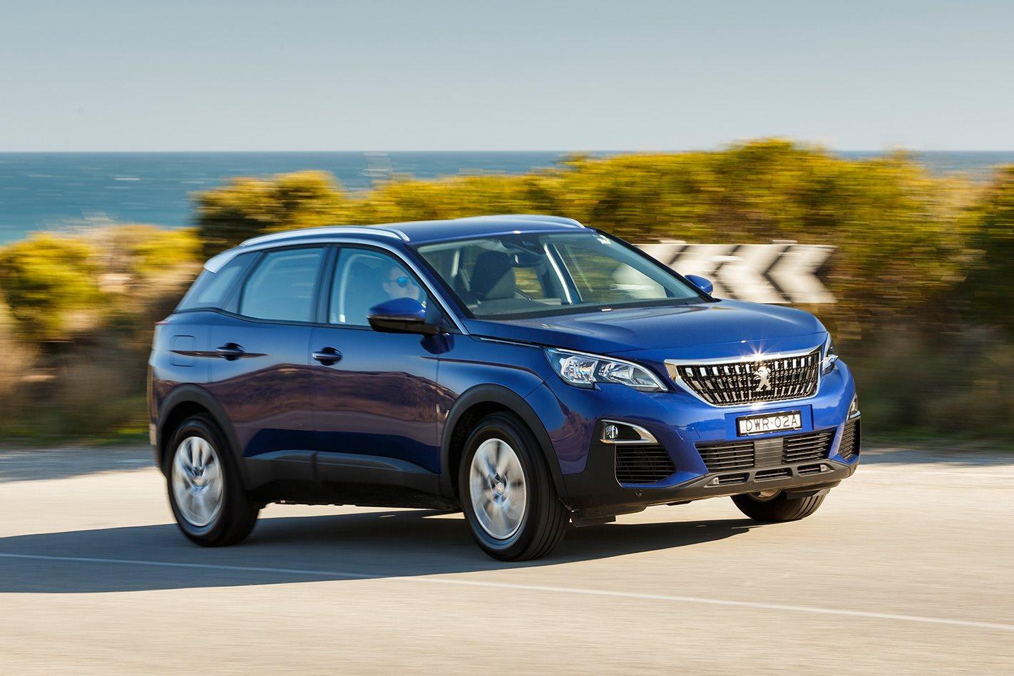 Toyota Prado Review >> 2018 Peugeot 3008 Active review