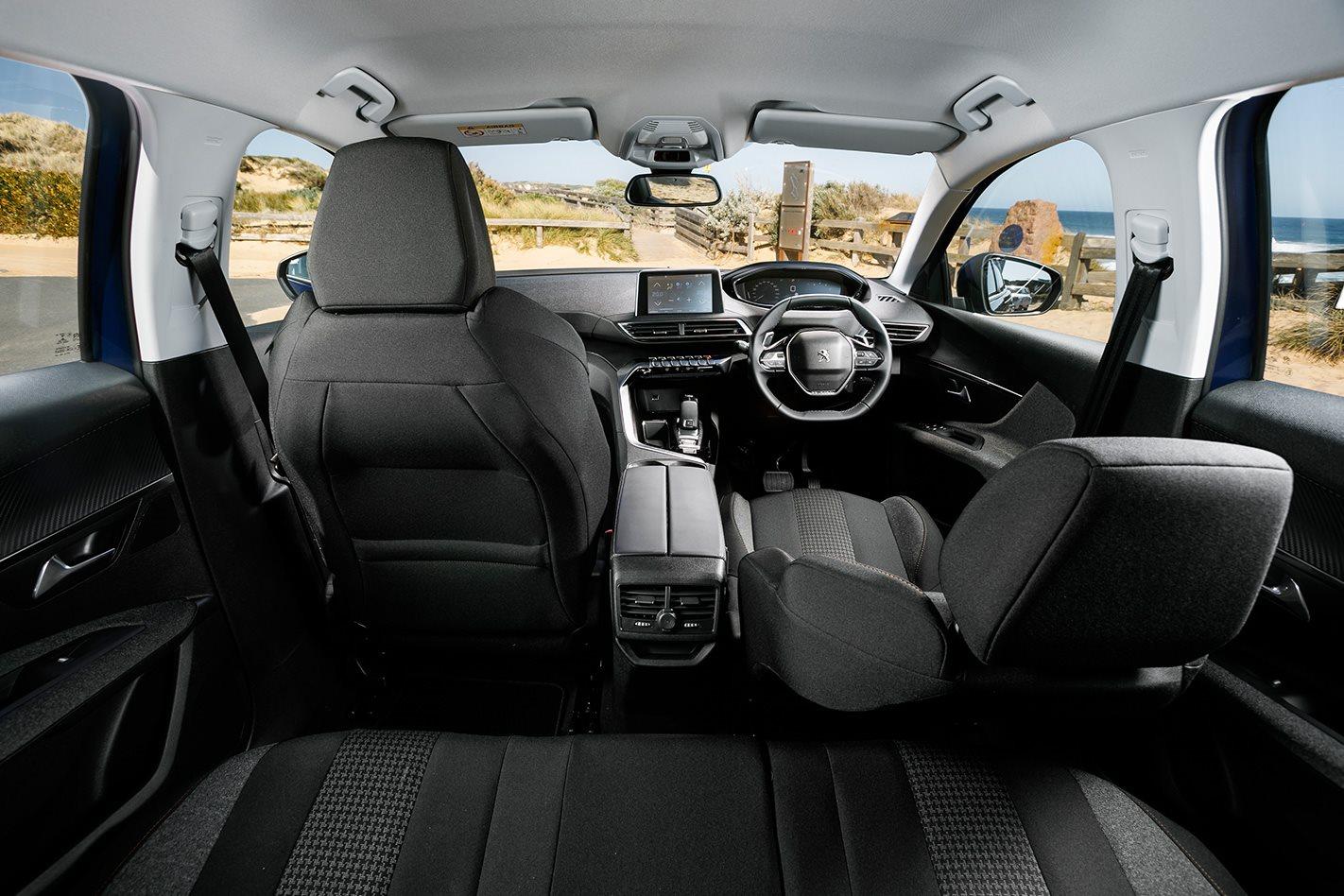2018 Peugeot 3008 Active Review