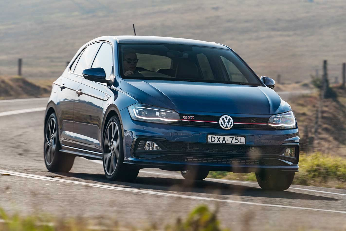 2018 volkswagen polo gti performance review