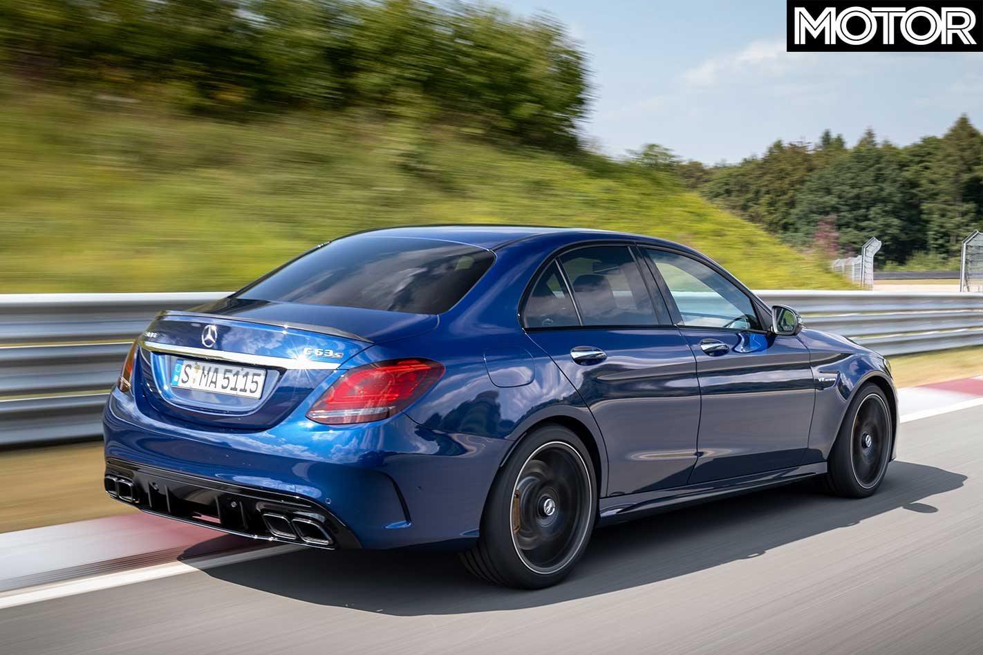 Mercedes c amg 2019
