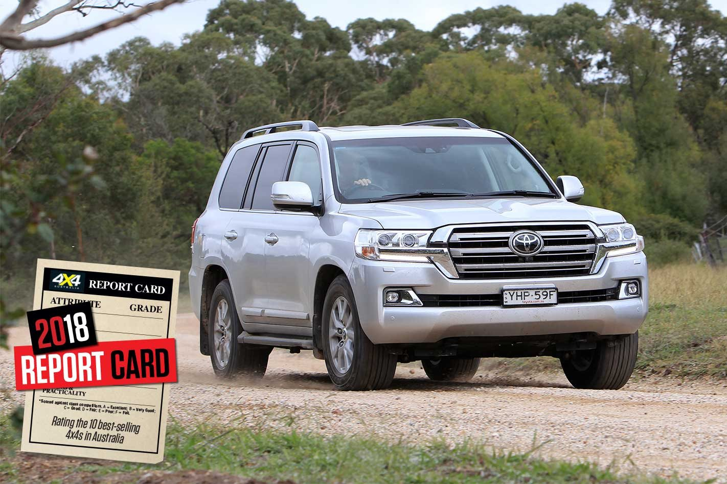 Mid-2018 4x4 Sales Report Card: #7 Toyota Land Cruiser 200