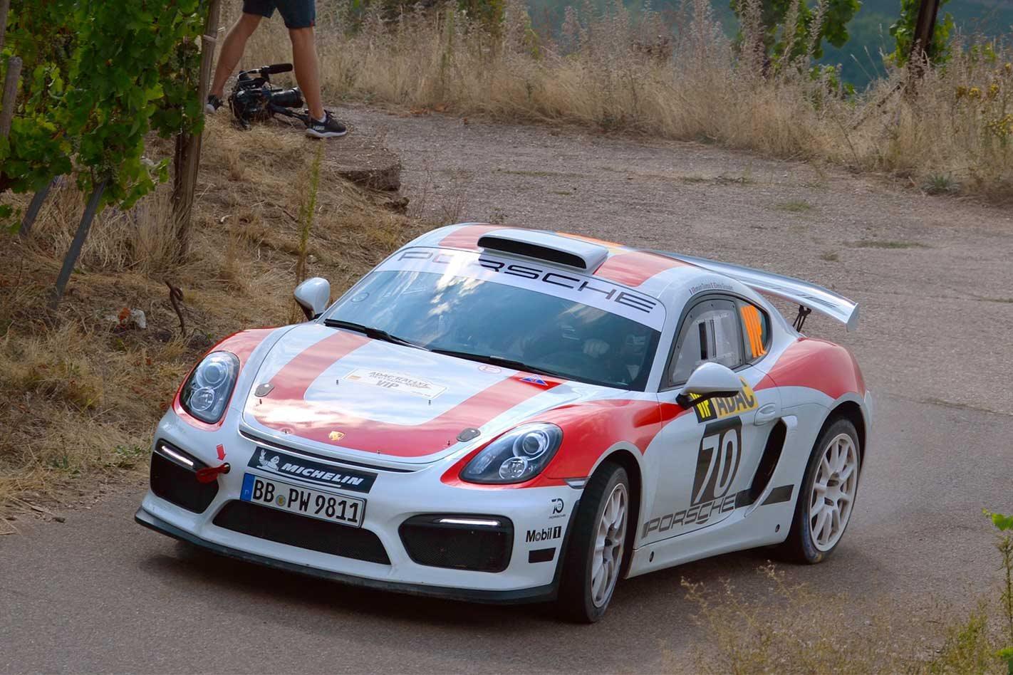 Porsche's Top 5 Rally Cars