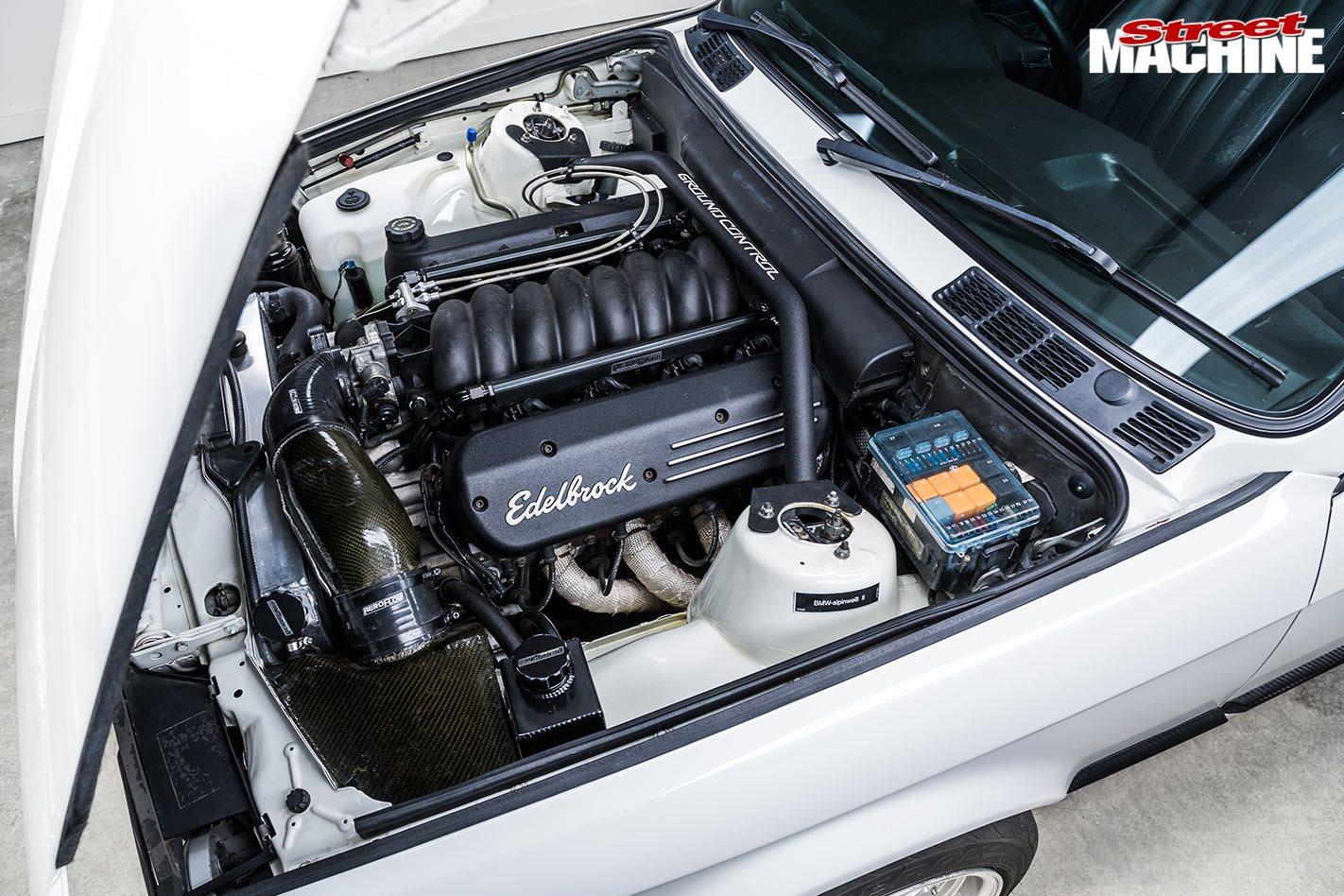 LS1-powered 1989 BMW E30