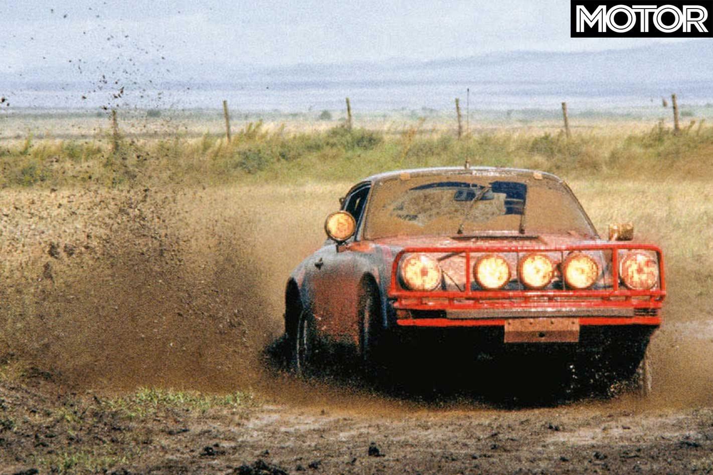 Porsche S Top 5 Rally Cars