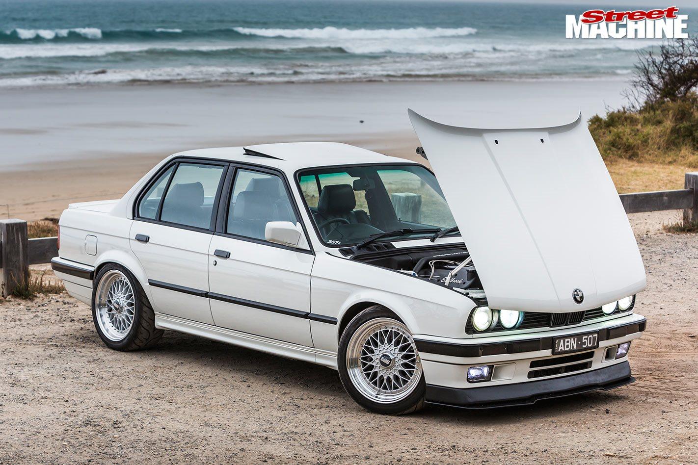 Ls1 Powered 1989 Bmw E30